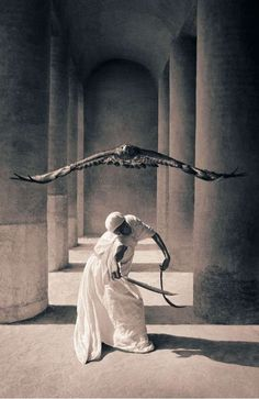 Animal-Bonding Photography - Gregory Colbert Capture a World Without Cruelty or Captivity (GALLERY)