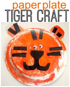 This tiger craft is perfect for Tiger fans
