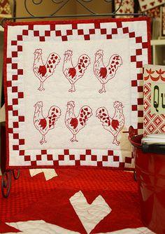I adore this quilt ɞ