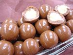 Munson's Chocolate Malted Balls (Must.Try.)
