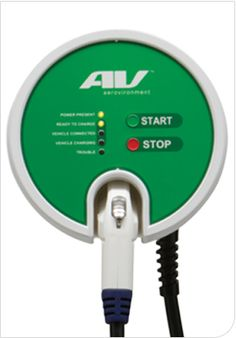 New Easy-to-Install & Movable Home EV Charging Station