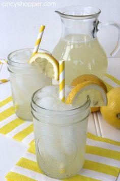 CopyCat Chick-Fil- A Lemonade Recipe 2