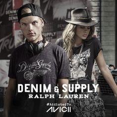 Denim & Supply has joined Instagram! Follow at @DenimandSupplyRL
