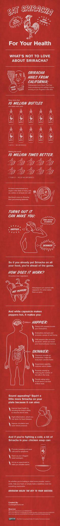 Sriracha!!