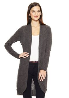 PREMISE Cashmere Long Duster