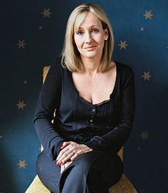 """""""I don't believe in the kind of magic in my books. But I do believe something very magical can happen when you read a good book.""""  -J.K. Rowling"""