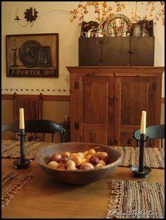 Prim Dining... cupboard, cabinet