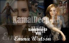 WOW Emma Watson With KD
