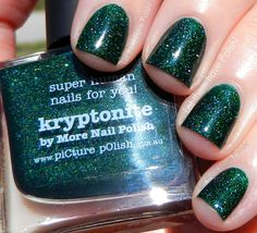 Let them have Polish!: Picture Polish Kryptonite and Monroe