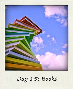 Library Girl Reads & Reviews: Books #BlogFlash2012 Day 15