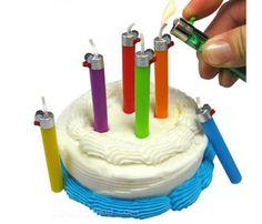 Lighter Candles