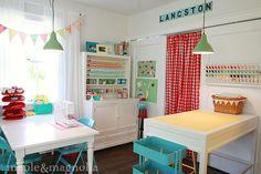 Maple & Magnolia sewing studio
