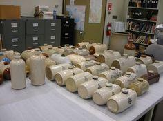 Footwarmers Unpacked in Lab