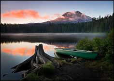 Seattle Magazine | Northwest Travel/Camping and Hiking | Best Camping Spots: Roughing It
