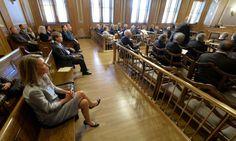 Corcoran bests Walsh at judicial nominating convention