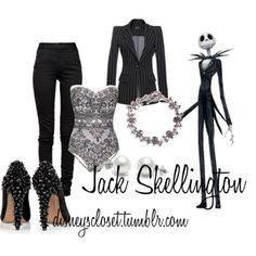 Jack Skellington!