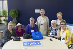 Catching up with the Class of 1963