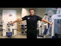 Lightweight Shoulder Workout - Stew Smith