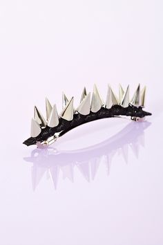 Spiked Barrette
