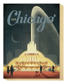 'Visit Chicago' by Anderson Design Group