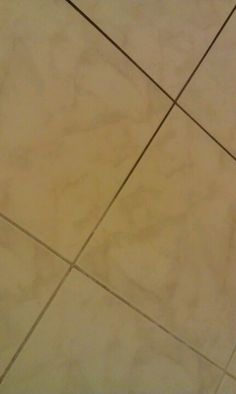 DIY Clean tile grout- use barkeepers friend and water to make a paste. Take a big nail brush and work into the grout. Wait 15 minutes and then wash off. Big difference already!!