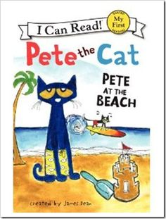 New Pete book.. Pete at the Beach http://amzn.to/SQzWTN