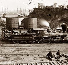Civil War Train