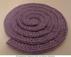 Double Thick Place Mat and Coaster $2.00
