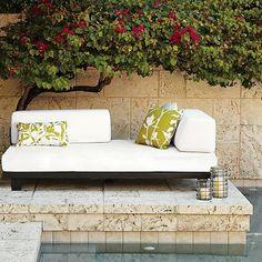 Tillary Outdoor Sofa #westelm