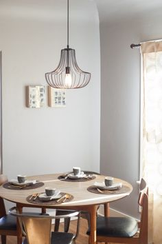Small Wire Pendant from west elm