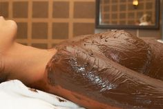 Chocolate anyone? http://travel.spotcoolstuff.com/creative-romance/chocolate-spa-bath #Spa
