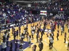 FLASH MOB at Halftime!