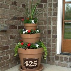 Creative Ideas for Displaying Your Home Address – DIY House Numbers!