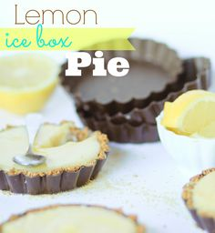 Lemon Ice Box Pie #realsummerrealflavor #challengebutter #challenge