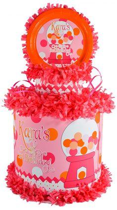 birthday parti, syd parti, pink parti, parti idea, gumbal parti
