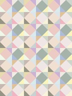 Shapes 004 by INDUR....utilizes nature's pale colors for inspiration.....