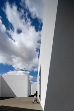 Aires Mateus | High School in Abrantes, Portugal © Fernando Guerra, FG+SG Architectural Photography