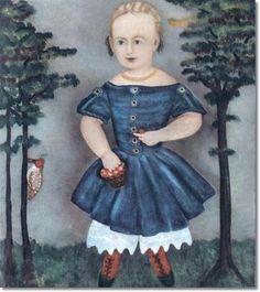 Unknown American Artist    Jean Macdonald Lee Myers 1850 -
