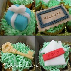 Housewarming Cupcakes!