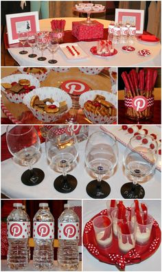 How to Throw a Pinterest Party