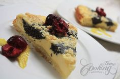 Cheese and Poppy Seed Cake poppi seed, chees recip, cake cupcak, cakes, cook adventur, seeds, poppies, cakepi recip, seed cake