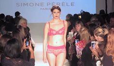 Simone Perele - CURVExpo Lingerie Fashion Show, Feb 2014 lingeri video, curvexpo lingeri, lingeri fashion