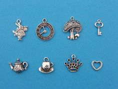 The Alice in Wonderland Charm Collections  8 by nicoledebruin, $3.00