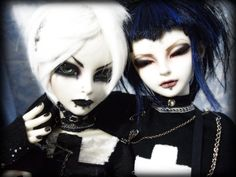 #Goth girl doll special editions
