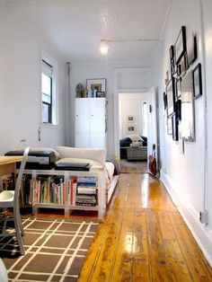 Great small space ideas