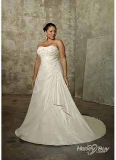Wedding dress ideas on pinterest beach casual plus size for Cheap wedding dresses in philadelphia