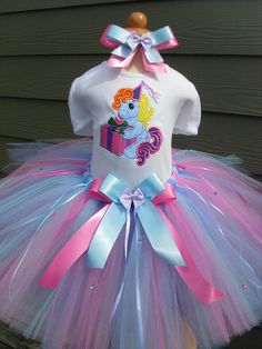She wants a pony party!