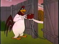 1956 - Foghorn Leghorn - The High and the Flighty