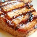 Easy marinade for Tender Grilled Pork Chops