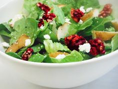 Red walnuts are delish and so pretty in salads! We have Sanguinetti Red Walnuts in store. Check them out!